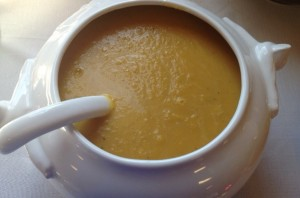 pumpkin_apple soup