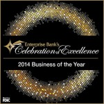 Parlee Farms received the 2014 Business of the Year at the Celebration of Excellence