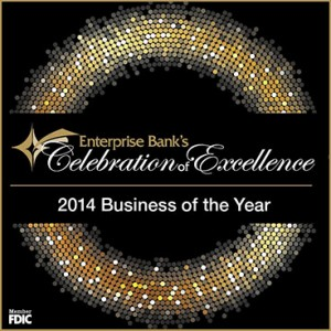 Parlee Farms was awarded the 2014 Business of the Year