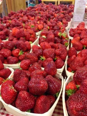 Parlee Farms Strawberries